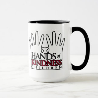 Hands of Kindness Bold Mug