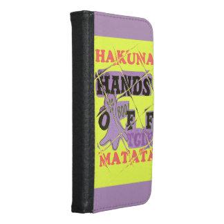 Hands Off Hakuna Matata Thanks God Its Friday Case