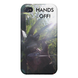 HANDS OFF! iPhone 4 CASES