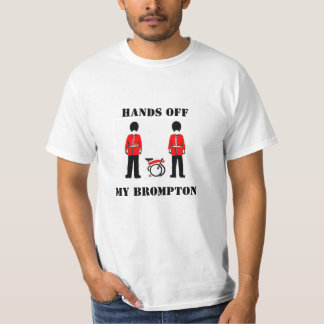 Hands Off My Brompton T-Shirt