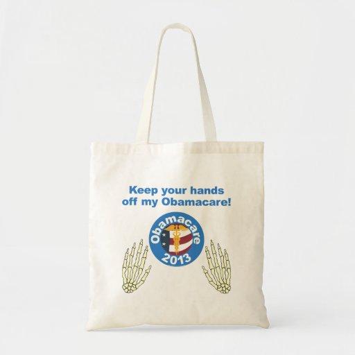 Hands off my Obamacare Bag