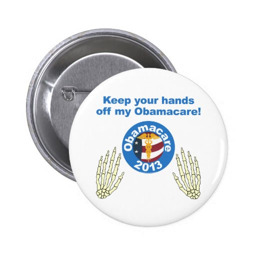 Hands off my Obamacare Button