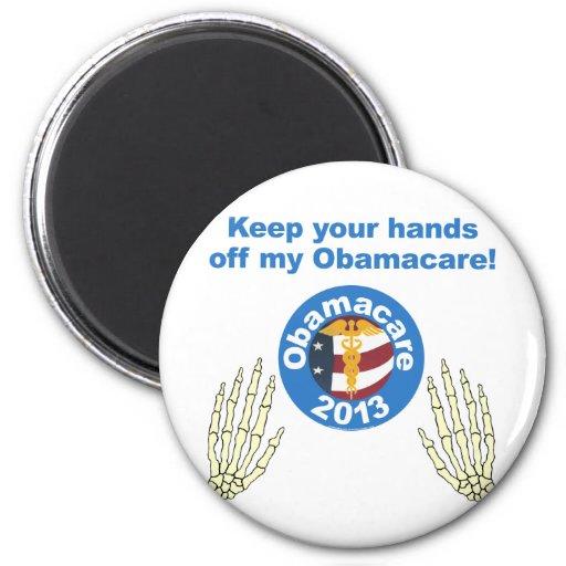 Hands off my Obamacare Magnets