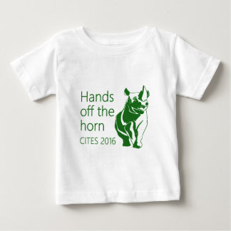 Hands off the horn campaign 2 baby T-Shirt