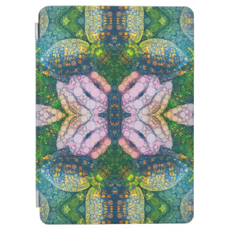 Hands Turtle Abstract iPad Air Cover
