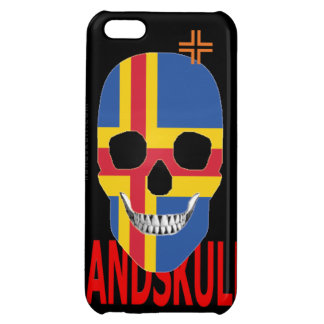HANDSKULL Åland - iPhone 5C Glossy Finish Savvy Cover For iPhone 5C