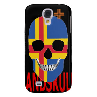HANDSKULL Åland - Samsung Galaxy S4, Barely There Galaxy S4 Case