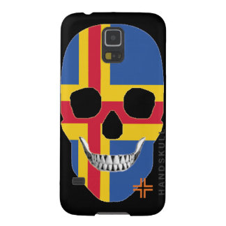 HANDSKULL Åland - Samsung Galaxy S5, Barely There Case For Galaxy S5