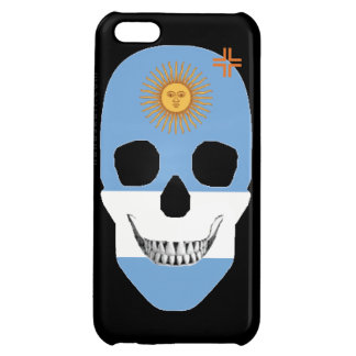 HANDSKULL Argentina - iPhone 5C Glossy Finish Case For iPhone 5C