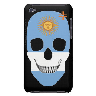 HANDSKULL Argentina - iPod Touch Barely 4th Genera iPod Case-Mate Case