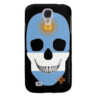 HANDSKULL Argentina - Samsung Galaxy S4, Barely Th Galaxy S4 Case