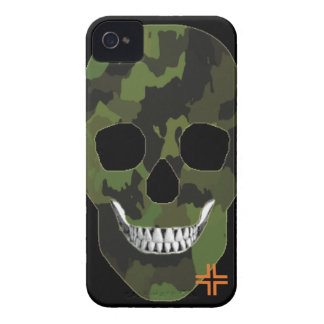 HANDSKULL Army - iPhone 4 Barely There Univ iPhone 4 Covers