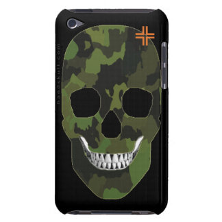 HANDSKULL Army - iPod Touch Barely 4th Generation iPod Case-Mate Cases