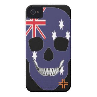 HANDSKULL Australia - iPhone 4 Barely There Univ iPhone 4 Case-Mate Case