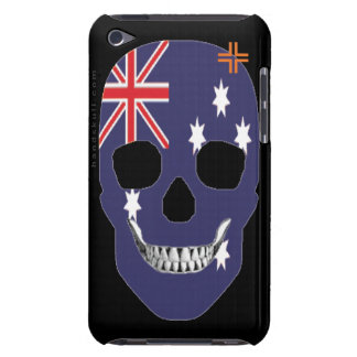 HANDSKULL Australia - iPod Touch Barely 4th Genera Case-Mate iPod Touch Case