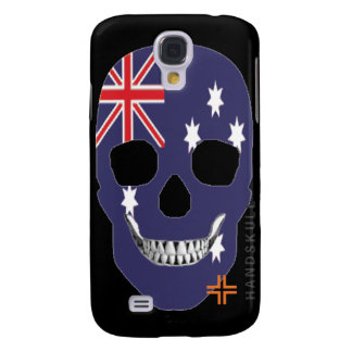 HANDSKULL Australia - Samsung Galaxy S4, Barely Th Galaxy S4 Case