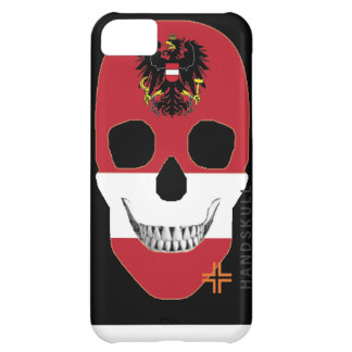 HANDSKULL Austria iPhone 5C Barely There Case-Mate