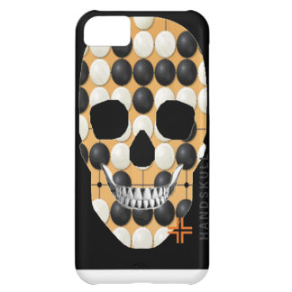HANDSKULL Baduk iPhone 5C Barely There Case-Ma iPhone 5C Case