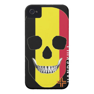 HANDSKULL Belgium - IPhone 4 Barely There Universa iPhone 4 Case-Mate Cases