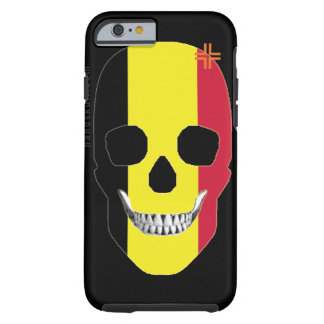 HANDSKULL Belgium - iPhone 6 Vibe Tough iPhone 6 Case