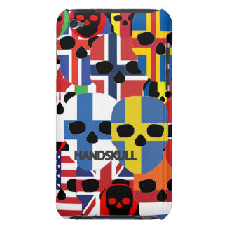 HANDSKULL Cerebro - Ipod Touch Case Barely