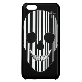 HANDSKULL Codebar - iPhone 5C Glossy Finish Cover For iPhone 5C