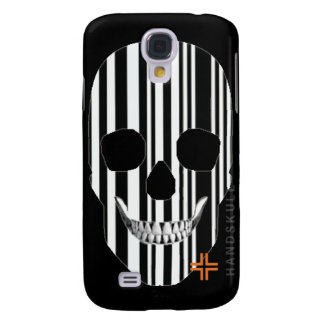 HANDSKULL Codebar - Samsung Galaxy S4, Barely Ther Galaxy S4 Case