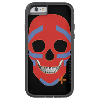 HANDSKULL Crazy Head - iPhone 6, Tough Xtreme Tough Xtreme iPhone 6 Case