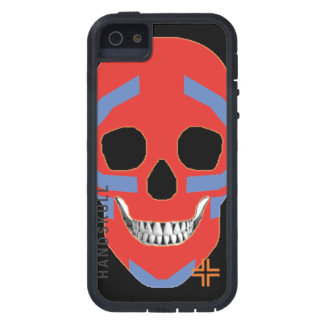 HANDSKULL CrazyHead - iPhone 5/5S Tough Xtreme Tough Xtreme iPhone 5 Case