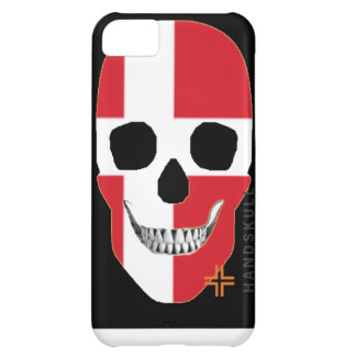 HANDSKULL Denmark iPhone 5C Barely There Case-Mate