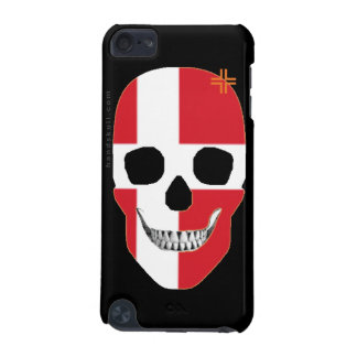 HANDSKULL Denmark - iPod Touch 5g Barely iPod Touch (5th Generation) Cover