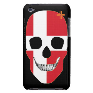 HANDSKULL Denmark - iPod Touch Barely 4th Generati Barely There iPod Case