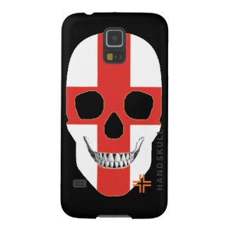 HANDSKULL England - Samsung Galaxy S5, Barely Ther Galaxy S5 Cover