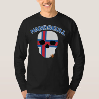 HANDSKULL Faroe Islands - Basic Long Sleeve T-Shirt