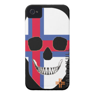 HANDSKULL Faroe Islands - IPhone 4 Barely There iPhone 4 Case