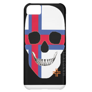 HANDSKULL Faroe Islands iPhone 5C Barely There Cas iPhone 5C Case