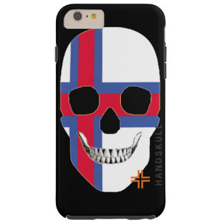 HANDSKULL Faroe Islands - iPhone 6 Plus, Vibe Tough iPhone 6 Plus Case