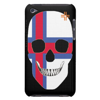 HANDSKULL Faroe Islands - iPod Touch Barely 4th Ge Barely There iPod Cases