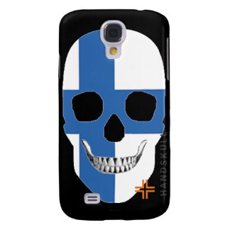HANDSKULL Finland - Samsung Galaxy S4, Barely Ther Galaxy S4 Case