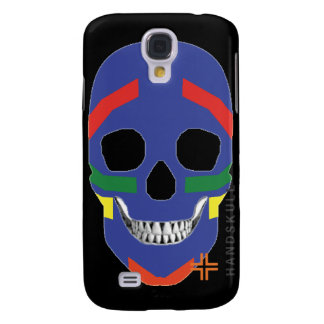 HANDSKULL Fly - Samsung Galaxy S4, Barely There Galaxy S4 Case