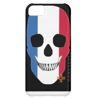 HANDSKULL France iPhone 5C Barely There Case-Mate