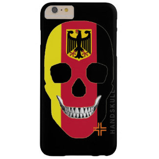 HANDSKULL Germany - iPhone 6 Plus, Vibe Barely There iPhone 6 Plus Case
