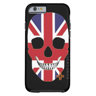 HANDSKULL Great Britain - iPhone 6, Vibe Tough iPhone 6 Case
