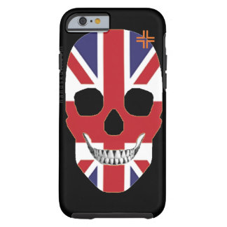 HANDSKULL Great Britain - iPhone 6 Vibe Tough iPhone 6 Case