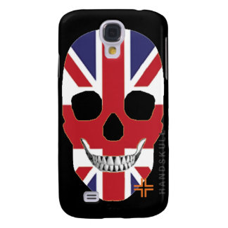 HANDSKULL Great Britain - Samsung Galaxy S4, Barel Galaxy S4 Case