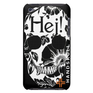 HANDSKULL HEJ - Ipod Touch Case Barely