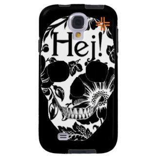 HANDSKULL Hej - Samsung Galaxy S4 Vibe Galaxy S4 Case