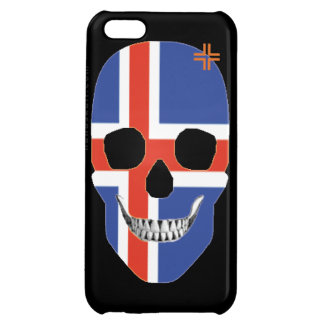 HANDSKULL Iceland - iPhone 5C Glossy Finish iPhone 5C Cover