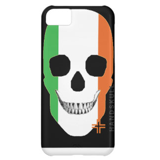 HANDSKULL Ireland iPhone 5C Barely There Case-Mate