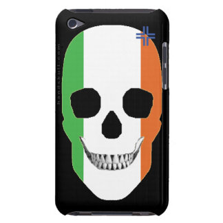 HANDSKULL Ireland - iPod Touch Barely 4th Generati Barely There iPod Case